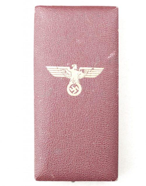 Sudetenland annexation Anschluss medal + etui
