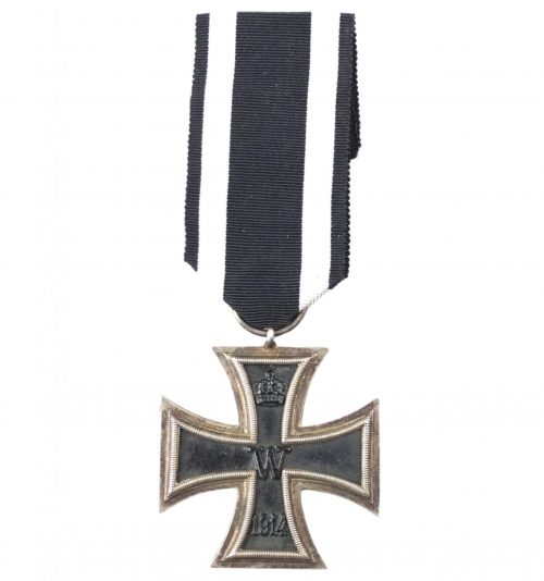 WWI Eisernes Kreuz Zweite Klasse Iron Cross second class (Ek2)