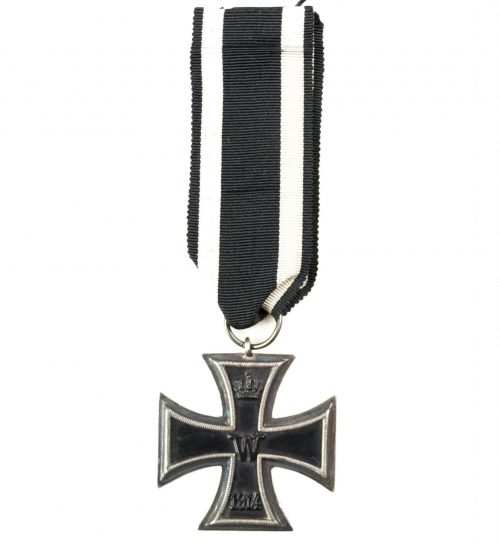 WWI Eisernes Kreuz Zweite Klasse / Iron Cross second class (Ek2)
