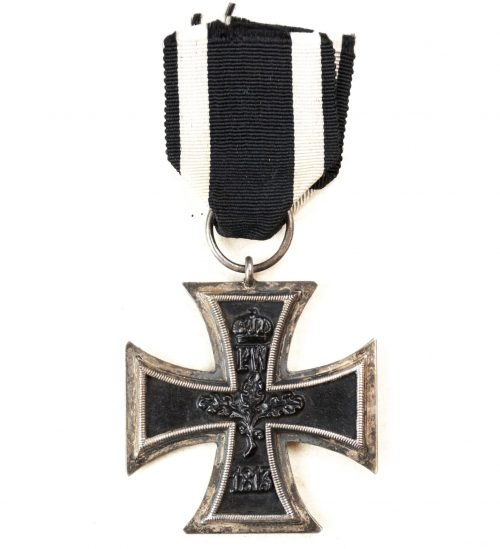 WWI Eisernes Kreuz Zweite Klasse / Iron Cross second class (Ek2) - maker marked