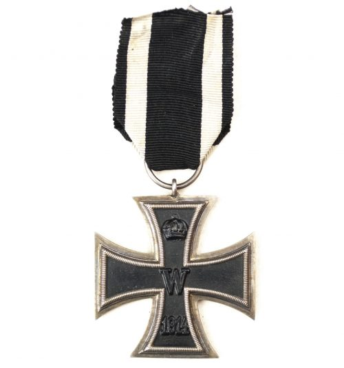 "WWI Eisernes Kreuz Zweite Klasse / Iron Cross second class (Ek2) - maker ""KO"""