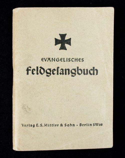 WWI small lot of Feldgesangbucher, Kriegsgebetbüchlein, Sternbüchlein für Unsere Soldaten