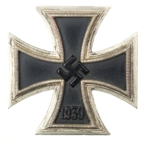 WWII Iron Cross first class (EK1) / Eisernes Kreuz Erste Klasse