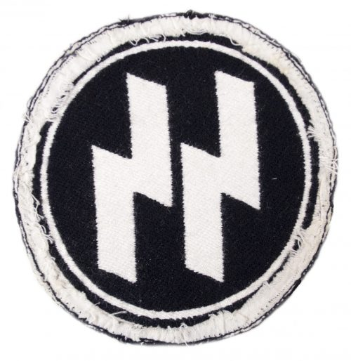Waffen-SS Sportshirt emblem