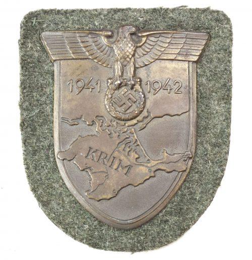 Wehrmacht Krim Campaign Shield