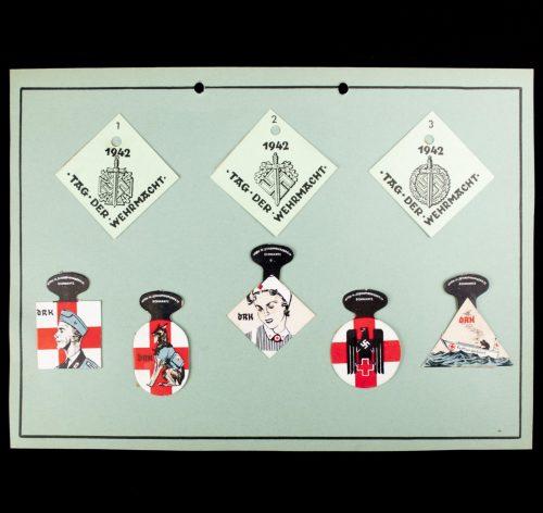 DRK badges Wien