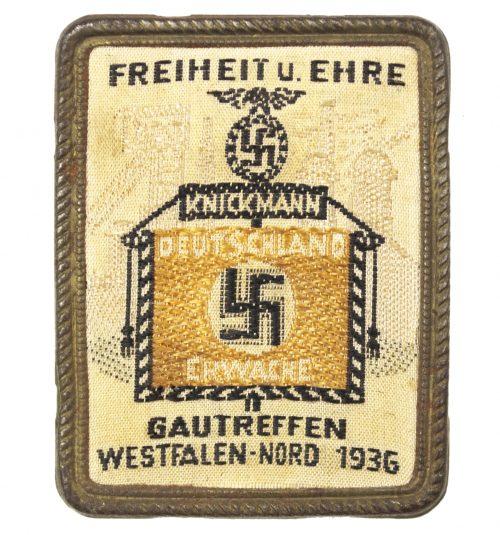 Gautreffen Westfalen-Nord 1936