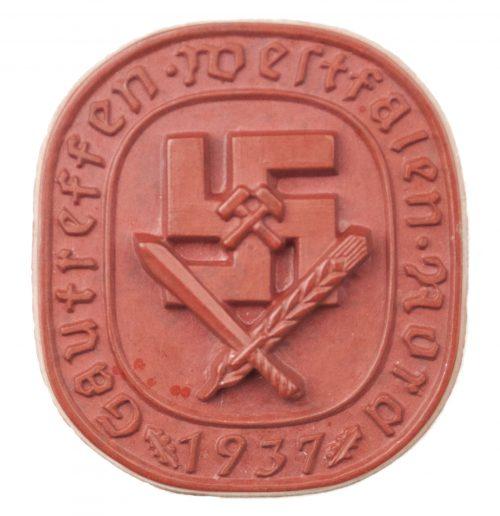 Gautreffen Westfalen Nord 1937