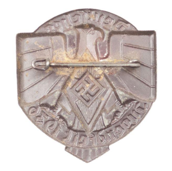 Hitlerjugend (HJ) Deutsches Jugendfest 1935 abzeichen