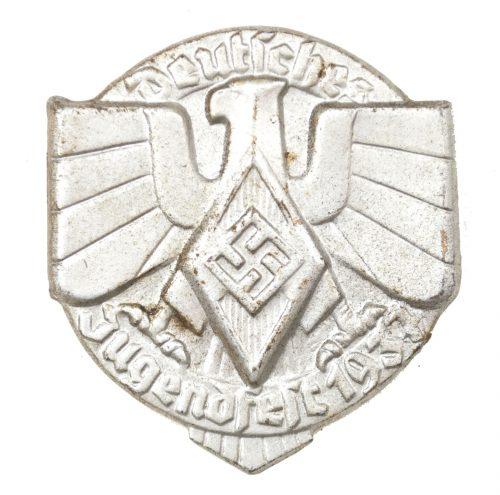 Hitlerjugend (HJ) Deutsches Jugendfest 1937 abzeichen
