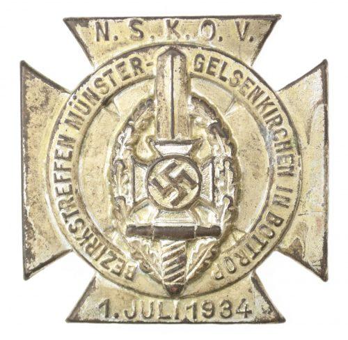 N.S.K.O.V. Bezirkstreffen Münster Gelsenkirchen in Bottrop 1. Juli 2934