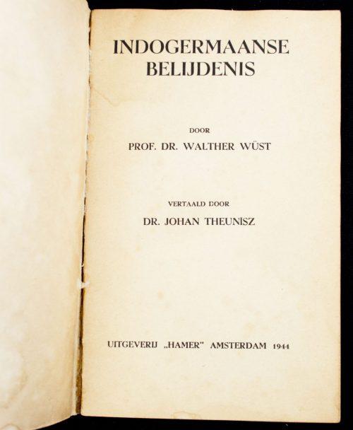 (NSB) Indogermaanse Geschiedenis (1944)