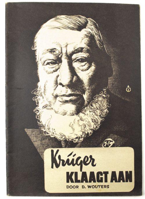 (NSB) Krüger klaagt aan (1941)