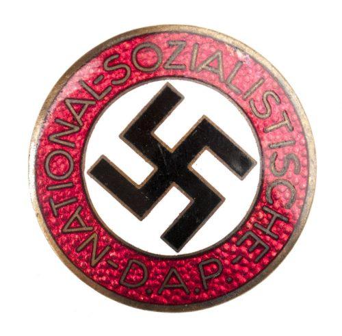 NSDAP Parteiabzeichen - Buttonhole variation M1/72 (Fritz Zimmermann)