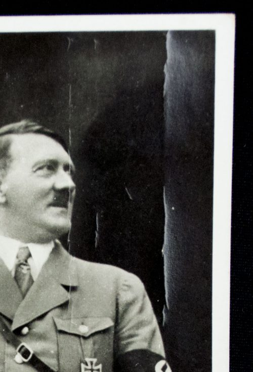 Postcard: Hitler Unser Führer