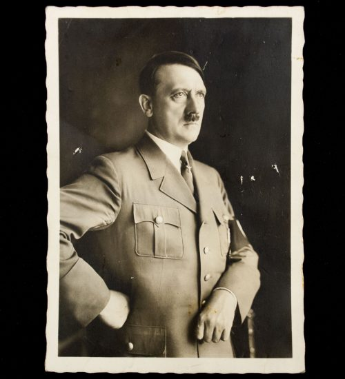 Postcard/Photo Hoffmann: Hitler