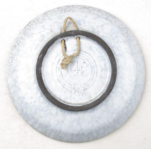 Reichsarbeitsdienst (RAD) commemorative plate