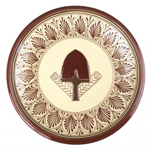 Reichsarbeitsdienst (RAD) commemorative plate (very nice!)
