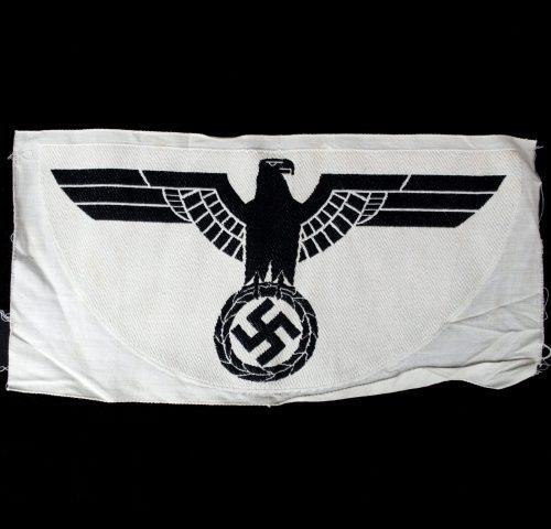 Wehrmacht large Sporthirt Eagle