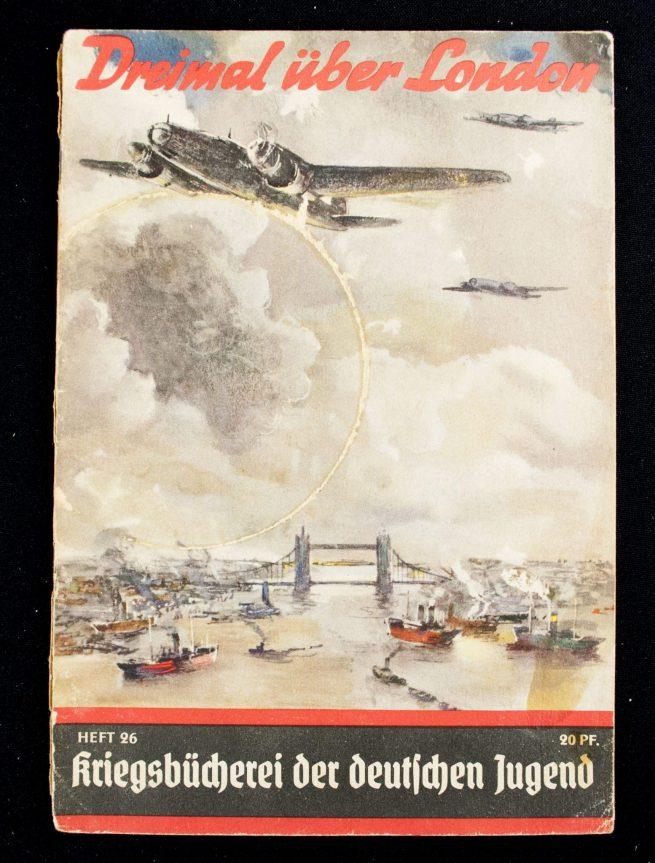Brochures: 6 x Kriegsbücherei der Deutschen Jugend
