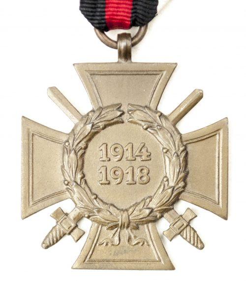 Ehrenkreuz für Frontkämpfer (maker G7)