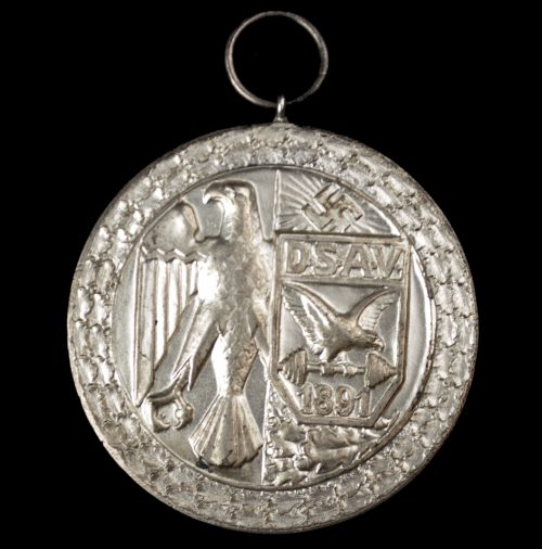 Deutschen Schwerathletik Verbandes (DSAV) victory medal Gau V.