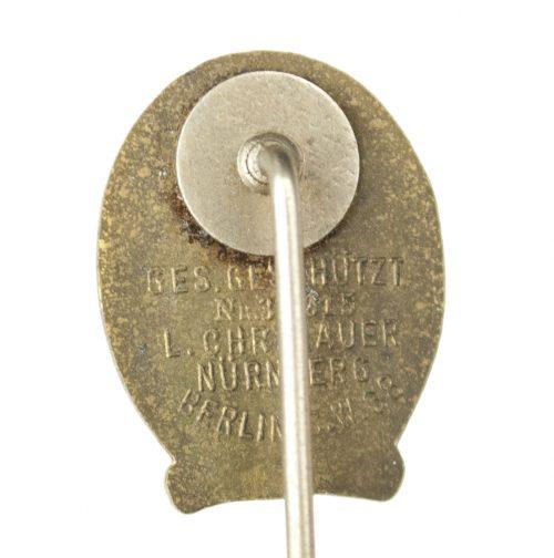 Deutsches Reichsabzeichen für Leibesübungen (DRA) stickpin in Bronze