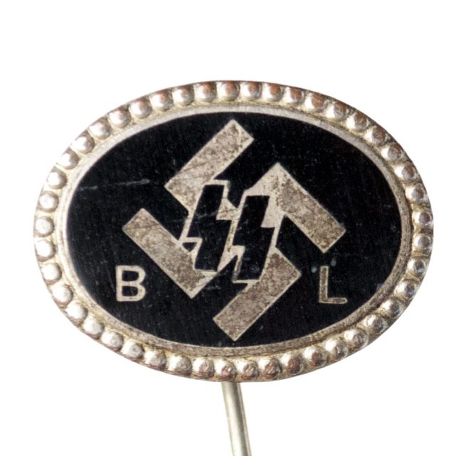 Dutch-SS / Germaansche SS - Begunstigende Ledenspeld SS-BL