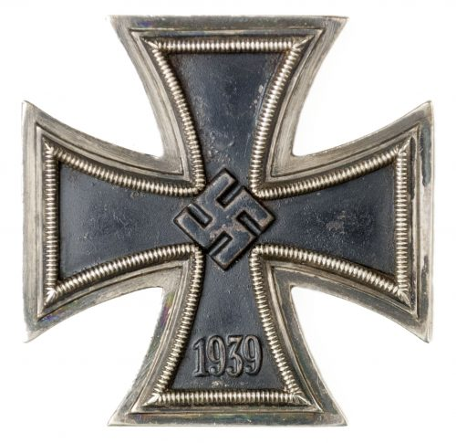 Eisernes Kreuz Erste Klasse (Ek1) / Iron Cross First Class by maker Souval