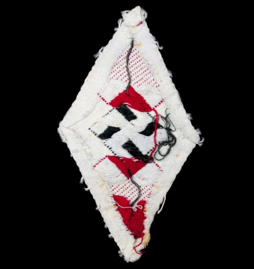 Hitlerjugend (HJ) / Bund Deutscher Mädel (BDM) arm patch