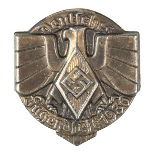 Hitlerjugend (HJ) Deutsches Jugendfest 1936 abzeichen