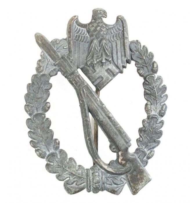 Infanterie Sturmabzeichen (ISA) / Infantry Assault Badge (IAB) maker Steinhauer & Luck