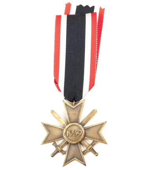Kriegsverdienstkreuz mit Schwerter (KVK) / War Merit Cross with Swords