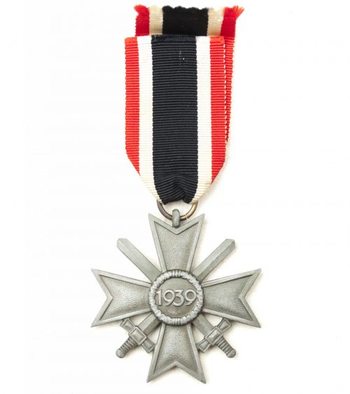 "Kriegsverdienstkreuz mit Schwerter / War Merit Cross with swords ""10"" (Förster & Barth)"