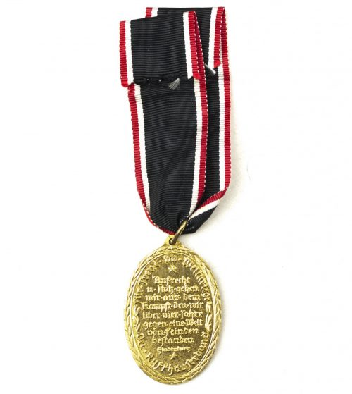 Kyffhäuserbund WWI Veterans medal
