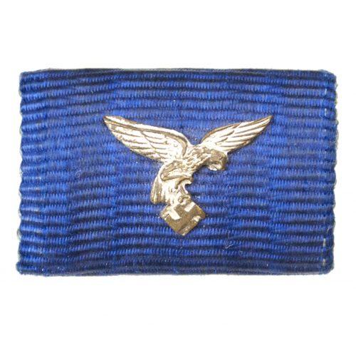 Luftwaffe Dienstauszeichenung 4 Jahre Feldspange / ribbon