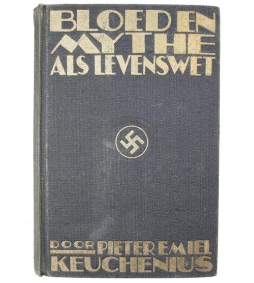 (NSB) P. E. Keuchenius - Bloed en Mythe als Levenswet