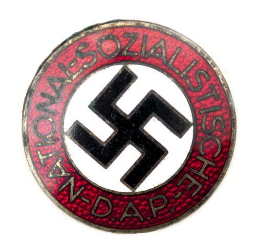 NSDAP Parteiabzeichen M1/102 (Frank und Reif)
