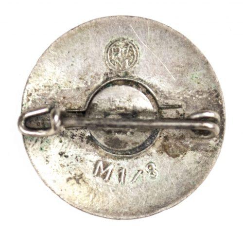 NSDAP Parteiabzeichen M1/8 (Ferdinand Wagner)