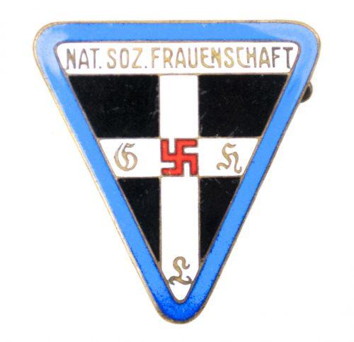 Nationalsozialistische Frauenschaft Ortsgruppe abzeichen for a Mitarbeiterin im Stab