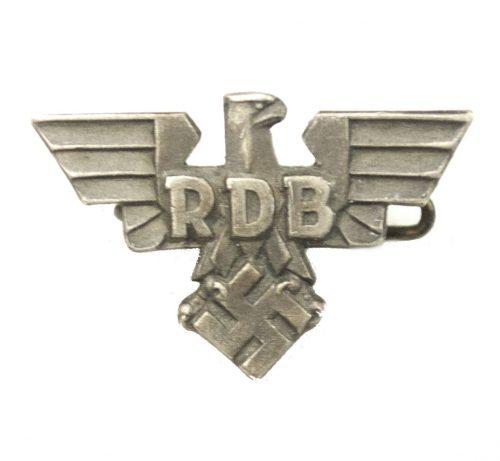 Reichsbund der Deutschen Beamten (RDB) memberbadge