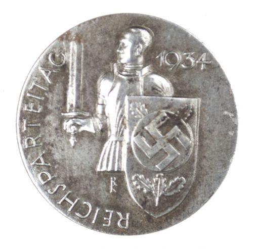 Reichsparteitag 1934 abzeichen (maker C. Balmberger)