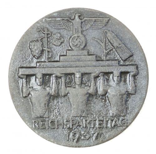 Reichsparteitag (RPT) 1937 abzeichen