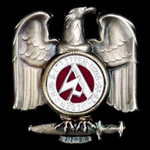 SA badge/abzeichen - SA Treffen Brig. 86 Schwaben