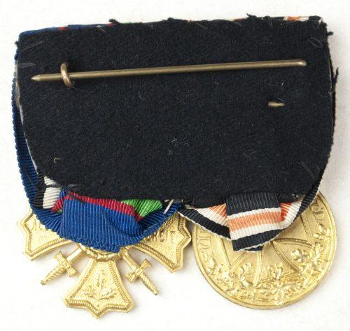 WWI Veteran's medalbar of Infanterie Regiment 60