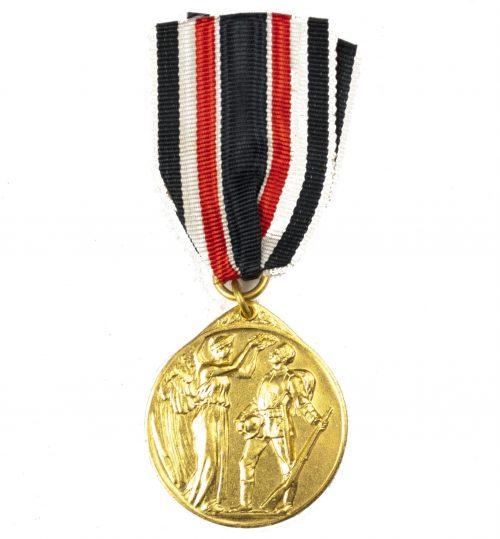 "WWI Veteransmedal ""Fürs Vaterland"""