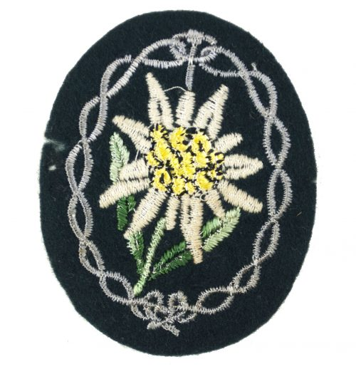 WWII German Gebirgsjäger arm patch