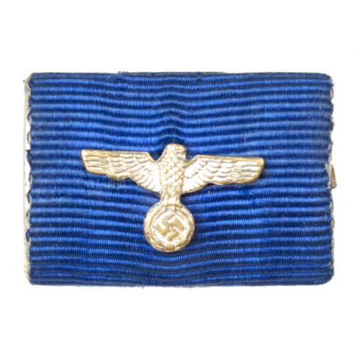 Wehrmacht Dienstauszeichenung 4 Jahre Feldspange / ribbon