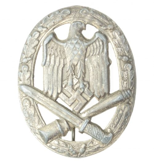 Allgemeines Sturmabzeichen (ASA) General Assault badge (GAB) by maker Rudolf Karneth