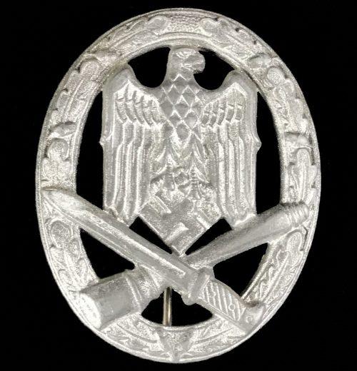 Allgemeines Sturmabzeichen (ASA) General Assault badge (GAB) (maker Assmann)